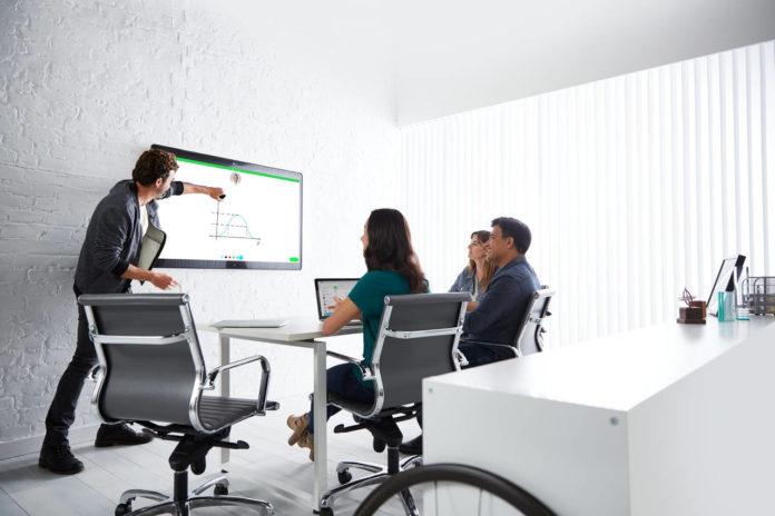Cisco Spark Board Riunione 696x464