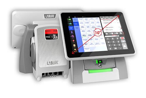 Labware Basiq Touchpro Schermo 10