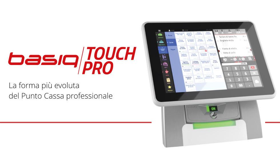 Labware Basiq Header Touch Pro