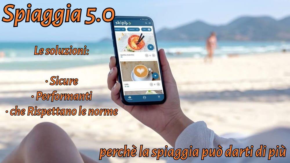 Spiaggia 5.0